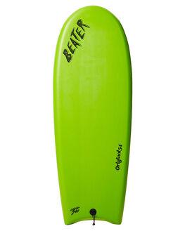 LIME SURF SURFBOARDS CATCH SURF FUNBOARD - 16BO54-LMLIME