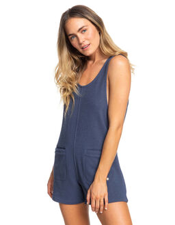 MOOD INDIGO WOMENS CLOTHING ROXY PLAYSUITS + OVERALLS - ERJKD03266-BSP0