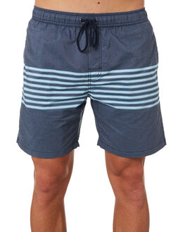 NAVY MENS CLOTHING SWELL BOARDSHORTS - S5182231NAVY