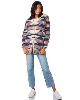 PASTEL AZTEC WOMENS CLOTHING O'NEILL JACKETS - 532150249G