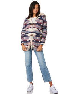 PASTEL AZTEC WOMENS CLOTHING O'NEILL JACKETS - 532150249G