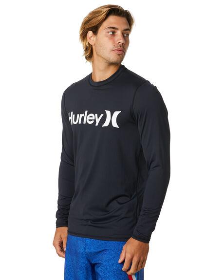 BLACK BOARDSPORTS SURF HURLEY MENS - 894629-010