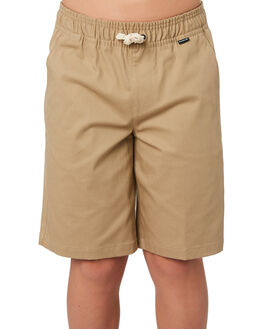 KHAKI KIDS BOYS HURLEY SHORTS - CI7349235