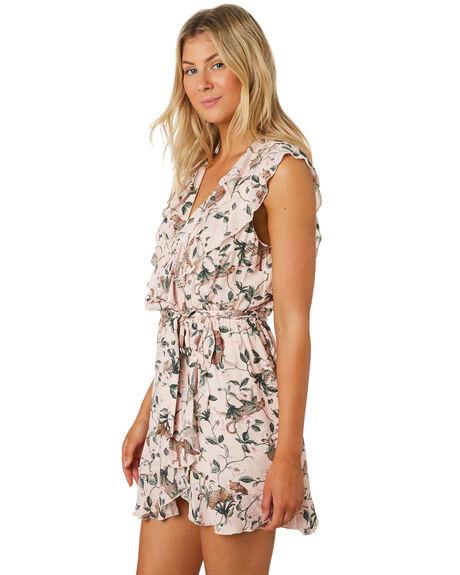 MULTI WOMENS CLOTHING MINKPINK DRESSES - MP1908559MULTI
