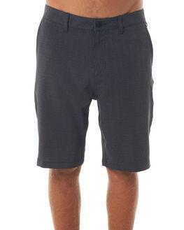 BLACK MENS CLOTHING QUIKSILVER SHORTS - EQYWS03440KVJ0