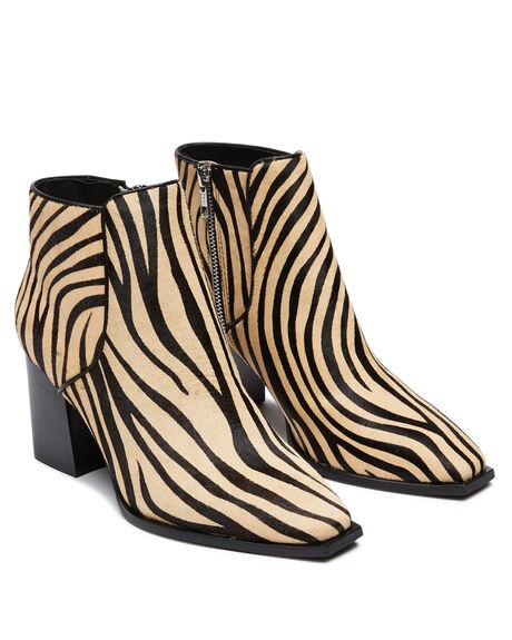 ZEBRA WOMENS FOOTWEAR SOL SANA BOOTS - SS202W426ZEBRA