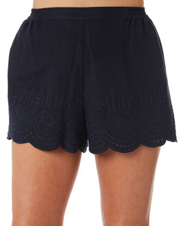 INDIGO WOMENS CLOTHING TIGERLILY SHORTS - T382305IND