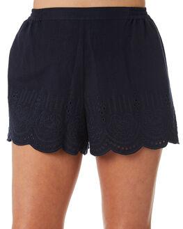 INDIGO WOMENS CLOTHING TIGERLILY SHORTS - T382305IND