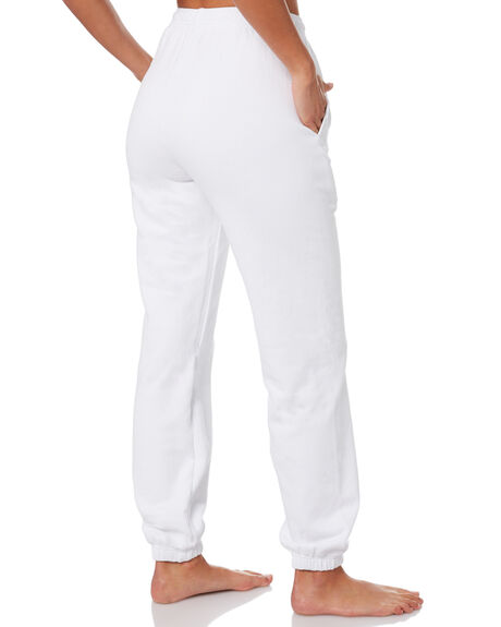 WHITE WOMENS CLOTHING SNDYS PANTS - SEP023WHT