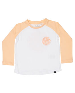 WHITE BOARDSPORTS SURF RIP CURL TODDLER GIRLS - FTEBL11000