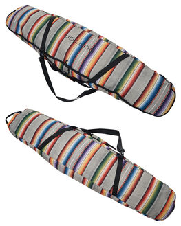 BRIGHT SINOLA STRIPE SNOW ACCESSORIES BURTON SNOWBOARD BAGS - 109921BSS