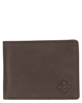JAVA GRAIN MENS ACCESSORIES BILLABONG WALLETS - BB-9691187-JVG