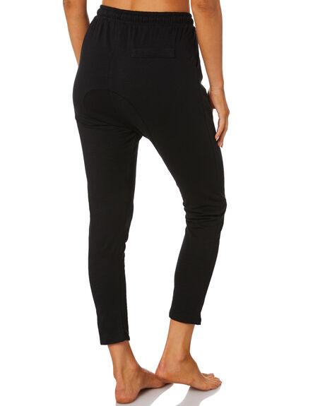 BLACK WOMENS CLOTHING BETTY BASICS PANTS - BB225HS20BLK