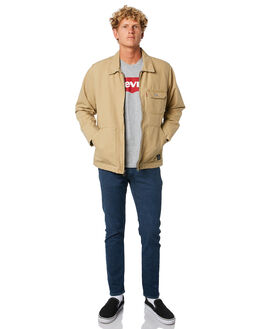HARVEST GOLD MENS CLOTHING LEVI'S JACKETS - 86415-0000HRVGD