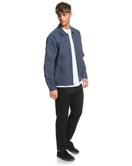 BLUE NIGHTS MENS CLOTHING QUIKSILVER JACKETS - EQYJK03563-BST0