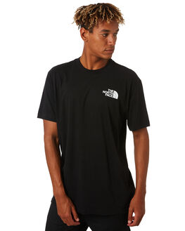 TNF BLACK MENS CLOTHING THE NORTH FACE TEES - NF0A471AJK3
