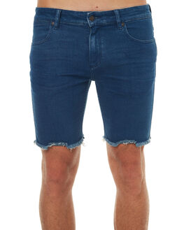 TOJO BLUE MENS CLOTHING WRANGLER SHORTS - W-901119-DL3TOJO