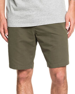 IVY GREEN MENS CLOTHING QUIKSILVER SHORTS - EQMWS03111-CRB0