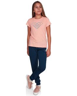 SALMON KIDS GIRLS ROXY TOPS - ERGZT03496-MFG0