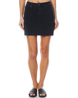 BLACK WOMENS CLOTHING THE HIDDEN WAY SKIRTS - H8173472BLK