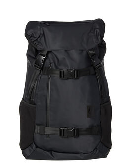 ALL BLACK MENS ACCESSORIES NIXON BAGS + BACKPACKS - C2918001