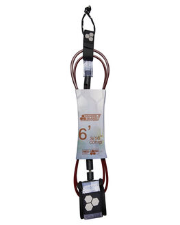 CONNER ART MAROON BOARDSPORTS SURF CHANNEL ISLANDS LEASHES - 13568101603CCMAR