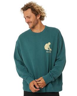 KATTEGATT MENS CLOTHING NUDIE JEANS CO JUMPERS - 150410G32