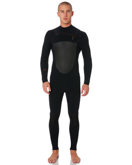 BLACK BOARDSPORTS SURF XCEL MENS - MC43DRY8BLK