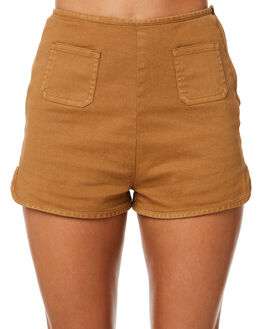 SIENNA WOMENS CLOTHING THE HIDDEN WAY SHORTS - H8188231SIENN