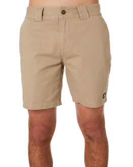 KHAKI MENS CLOTHING DICKIES SHORTS - K4170810KHA