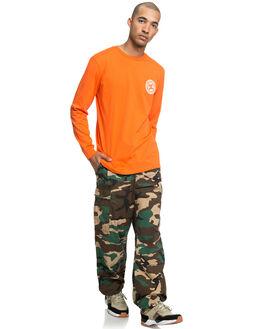 CAMO MENS CLOTHING DC SHOES PANTS - EDYNP03140GRW6