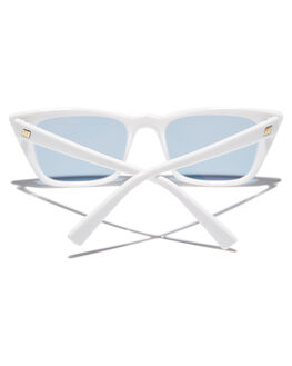 OPTIC WHITE WOMENS ACCESSORIES LE SPECS SUNGLASSES - LSP1802414OWHI