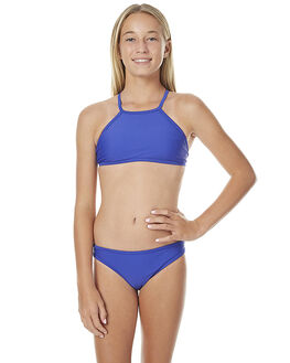 COBALT KIDS GIRLS JETS SWIMWEAR - JB20050COB