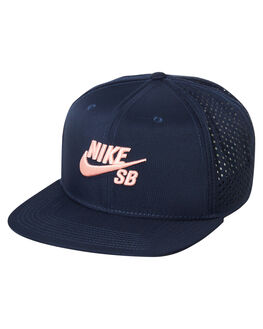 OBSIDIAN PINK MENS ACCESSORIES NIKE HEADWEAR - 629243462