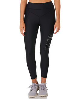 BLACK WOMENS CLOTHING ARCAA MOVEMENT ACTIVEWEAR - 1A024BLK