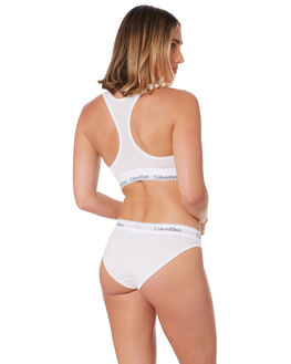 WHITE WOMENS CLOTHING CALVIN KLEIN SOCKS + UNDERWEAR - BF3787100