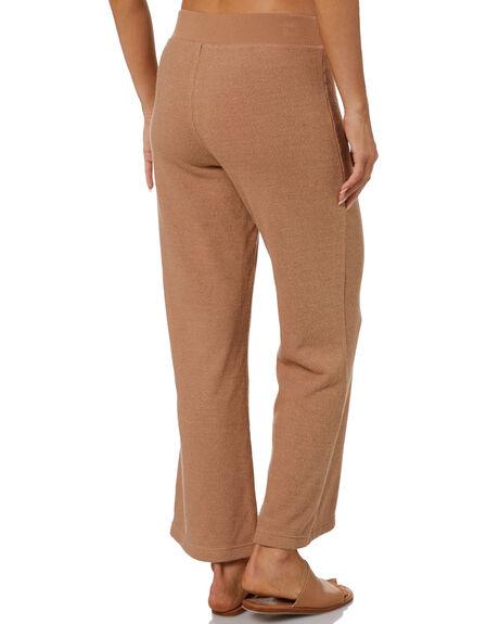 CHESTNUT WOMENS CLOTHING ZULU AND ZEPHYR PANTS - ZZ3457CHST