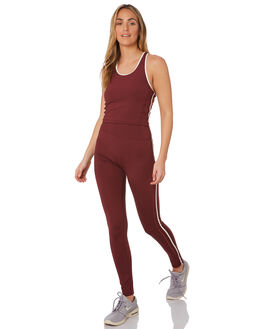 BERRY OUTLET WOMENS THE UPSIDE ACTIVEWEAR - USW419094BERRY