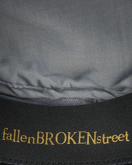 STEEL BLUE MENS ACCESSORIES FALLENBROKENSTREET HEADWEAR - W19_11_031