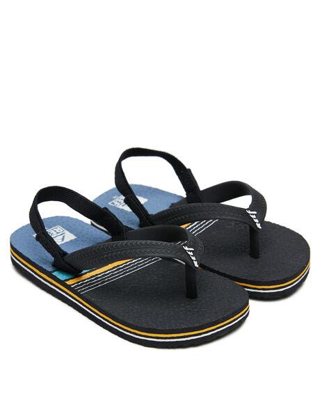 BLUE STRIPE KIDS BOYS REEF FOOTWEAR - 200BLS