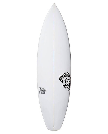 CLEAR BOARDSPORTS SURF LOST PERFORMANCE - LOSUBDRIVERCLR