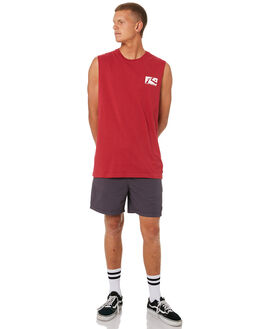 CARMINE MENS CLOTHING RUSTY SINGLETS - MSM0246CMN