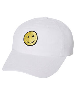 WHITE WOMENS ACCESSORIES AFENDS HEADWEAR - A184611WHT