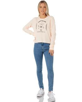 CRIMSON TINT WOMENS CLOTHING HURLEY TEES - AQ4535-814