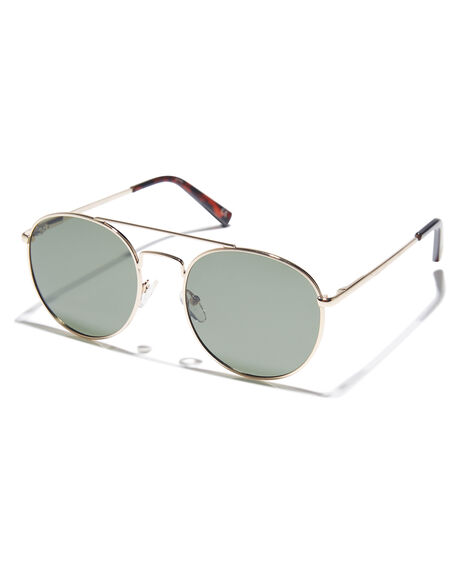 GOLD MENS ACCESSORIES LE SPECS SUNGLASSES - LSP1802167GLD