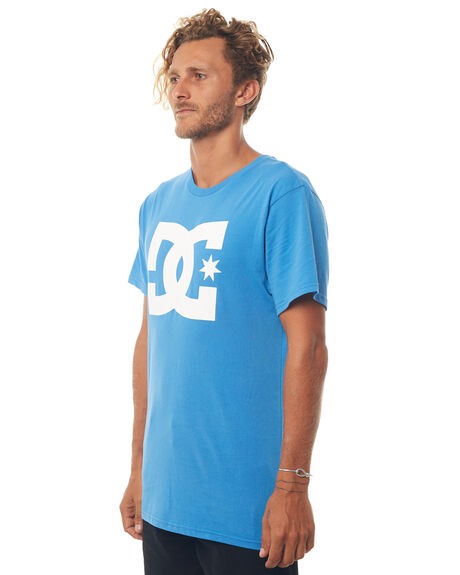 CAMPUNULA MENS CLOTHING DC SHOES TEES - UDYZT03463BLV0