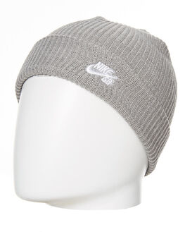 DK GREY HEATHER MENS ACCESSORIES NIKE HEADWEAR - 628684064