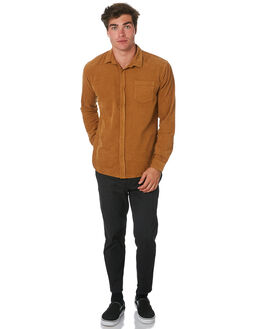 CARAMEL MENS CLOTHING SWELL SHIRTS - S5164669CRMEL