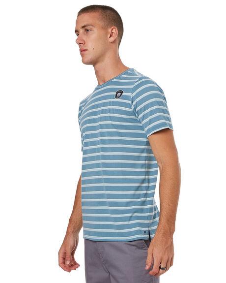 NOISE AQUA MENS CLOTHING HURLEY TEES - 922664407