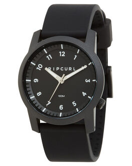 BLACK UNISEX ADULTS RIP CURL WATCHES - A30880090